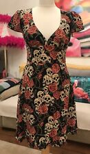 Get Cutie Skull And Roses Dress Size 12