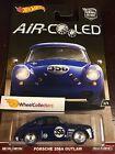 Porsche 356A Outlaw * AIR Cooled Car Culture Case H * 2017 Hot Wheels
