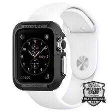 Spigen Apple Watch (42mm) Case Rugged Armor Black