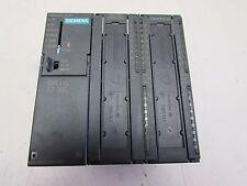 SIEMENS SIMATIC SIPLUS CPU 314C-2DP 6AG1314-6CG03-2AB0 NICE USED TAKEOUT !!M/O!!
