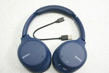 Sony Noise Cancelling Headphones Whch710N Wireless Bluetooth Over theEar Headset