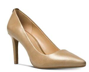 Michael Kors $99 NEW Size 5 ■ Dorothy Flex Pump ■ Dark Khaki ■ Mid Heel Comfort