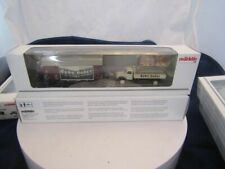 MARKLIN HO 48112 MUSEUM CAR SET FOR 2011 BRAND NEW IN UNOPENED BOX !!