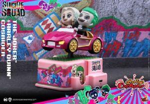 Hot Toys CSRD005 CosRider JOKER & Clown Electric Cradle MINI Bubble Head Model