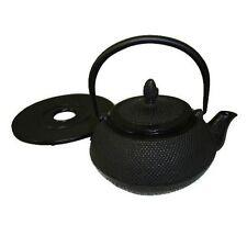 Japanese Tetsubin Black Hobnail Cast Iron 27 oz Teapot