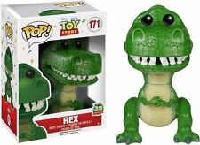 Toy Story 20th Anniversary Rex Funko Pop Vinyl Figure