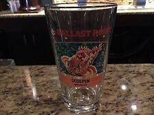 2 Ballast Point Brewing Company - Sculpin IPA Pint Glass
