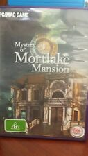 Mystery of Mortlake Mansion PC GAME - FREE POST *