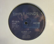 Simple Minds - Celebrate / Changeling / Travel EP (UK
