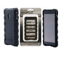 OEM Body Glove DropSuit Rugged Case Cover For LG Lucid 2 VS870 Verizon Black
