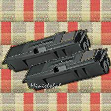 2PK For Kyocera-Mita TK-17 TK17 Toner FS-1000  FA-1000  FS-1000+