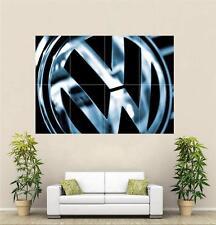 VW logo POSTER