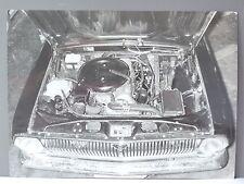 ✇ GAZ 24 WOLGA M130 Motor Motorraum 2 Stück Großfotos