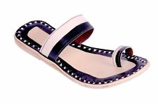 Multi womens slippers handmade slippers sandals shoes flipflops leather chappal