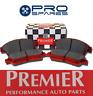BRAKE PAD KIT FRONT AND REAR DB1365 & DB1383 suit LX470 & LandCruiser IFS models