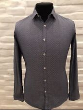 UNGARO Herren Hemd Shirt Gr.39(15 1/2) Made In Italy!