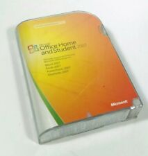 Microsoft Office Home Student Word Excel PowerPoint OneNote 2007 w/ Product Key