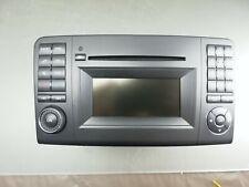 Original Mercedes ML Autoradio MF2710 Alpine Telefon Display CD A1648705989