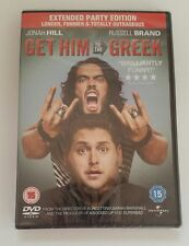 Get Him To The Greek Extended Edition - Brand New and Sealed DVD - Region 2