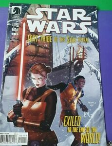 STAR WARS LOST TRIBE OF THE SITH: SPIRAL COMIC #1