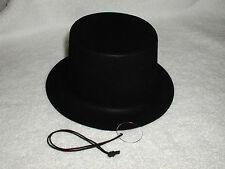 NEW! Charlie McCarthy Ventriloquist Dummy Doll Replacment Top Hat & Monocle