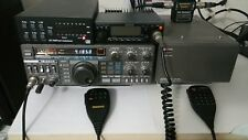 Kenwood TS-430S Radio Transceiver and Kenwood PS-430 DC Power Supply