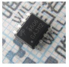 5PCS AO4606 4606 aALPHA SOP-8 MOSFET TRANSISTOR NEW