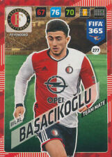 Panini Adrenalyn XL FIFA 365 2018 #277 Bilal Basacikoglu Feyenoord Rotterdam