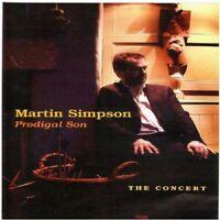 Simpson Martin - Prodigue Fils -the Concert Neuf DVD