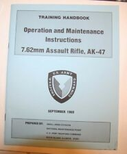 AK-47 Handbook- Operations and Maintenance, New