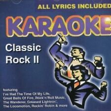 Karaoke-Classic Rock 2 (1999, MasterSound) Love the one you're with, Feel.. [CD]
