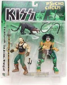 KISS Peter Criss The Animal Wrangler Ultra-Action Figures McFarlane Toys NRFP