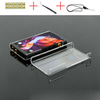 Hard Cover Crystal Clear PC Case for iBasso DX160