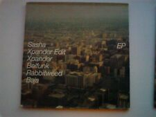 SASHA Xpander / Belfunk / Rabbitweed / Baja EP Progressive Deconstruction 1999CD