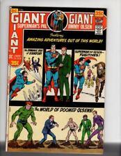 Jimmy Olsen #140 DC 1971 Superman Versus Phantom Zoners 8.5