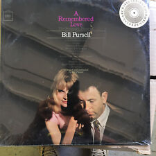 NEW Lp VINYL RECORD NOS Bill Pursell REMEMBERED LOVE Piano Columbia Stereo