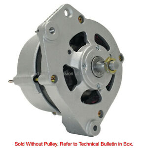 Remanufactured Alternator  Quality-Built  14396
