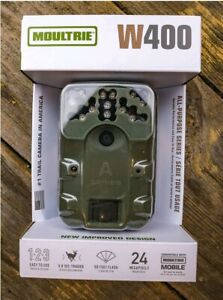 Moultrie W400 24MP Deer Game Infrared Hunting Trail Camera - MCG-13483 New