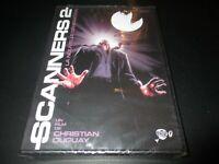 """DVD NEUF """"SCANNERS 2, LA NOUVELLE GENERATION"""" film d'horreur de Christian DUGUAY"""