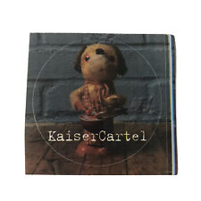 Kaiser Cartel March Forth Promotional Band Sticker Album Release Brand New 2008