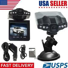 HD Car DVR Vehilcle Dash Cam Video Recorder Night Vision G Sensor Camera 1080P