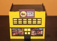 HO Scale building: Buffalo Wild Wings