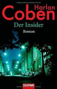 Der Insider: Roman von Harlan Coben | Buch | Zustand gut