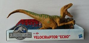 "Jurassic World - Velociraptor "" Echo "" By Hasbro in  2015"