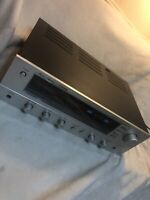 Vintage Studio Standard by Fisher CA- 660 Stereo Amplifier Receiver 70's Old