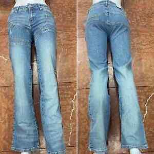 Women's Azzure Mid Blue Pants