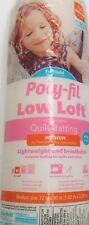 """Fairfield Poly-fill Low Loft Twin Medium, 72"""" x 90"""""""