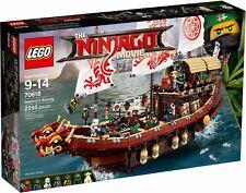 LEGO NINJAGO 70618 VASCELLO DEL DESTINO PIRATI
