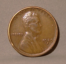1929-S LINCOLN CENT, Extra Fine (#4)