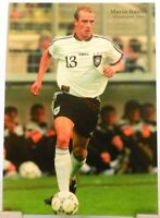 Mario Basler + Fußball Nationalspieler DFB + Fan Big Card Edition B301 +